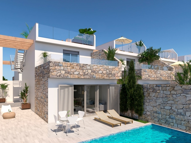 Townhouses for sale in spain